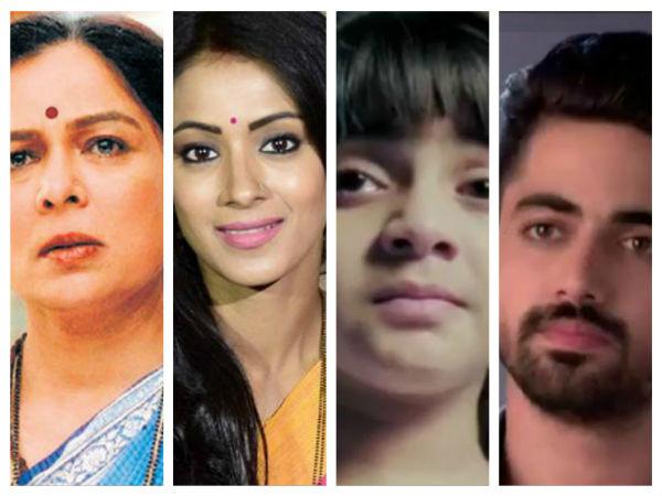 Reema Lagoo No More: Naamkaran Co-stars Shocked; Barkha, Indraneil & Gulfam Attend The Funeral!
