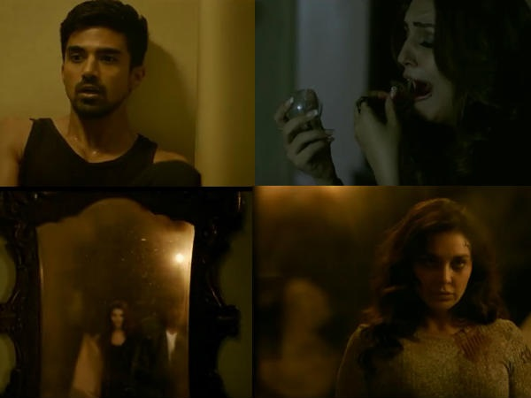 Huma Qureshi, Saqib Saleem's 'Dobaara' trailer will give you chills!
