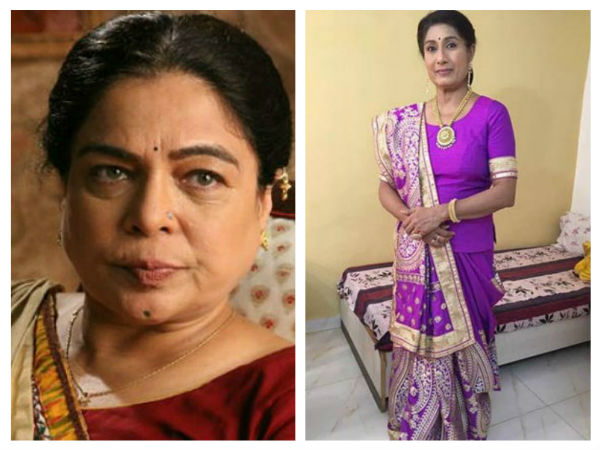 THE SHOW MUST GO ON! Ragini Shah Replaces Veteran Actress Reema Lagoo In Naamkaran!