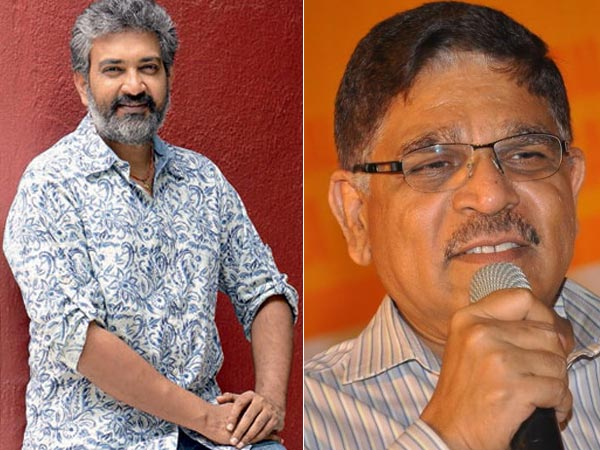 Why Was SS Rajamouli Miffed With Allu Aravind?
