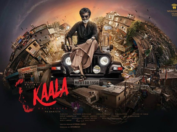 Kaala First Look DECODED: The Many Hidden Things In The Poster!