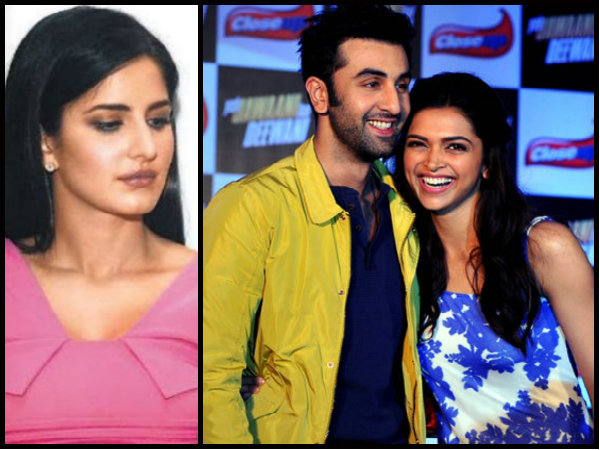 NEW TWIST IN THE TALE! Ranbir Kapoor Didn't Ignore Deepika Padukone But Katrina Kaif, At KJo's Bash?