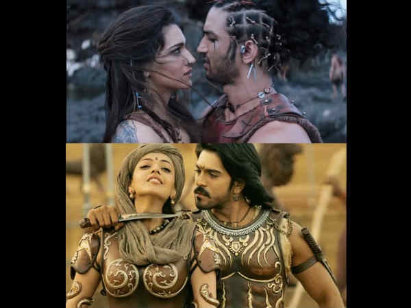 IN TROUBLE! Makers Of SS Rajmouli's Magadheera File A Legal Suit Against Sushant-Kriti's Raabta