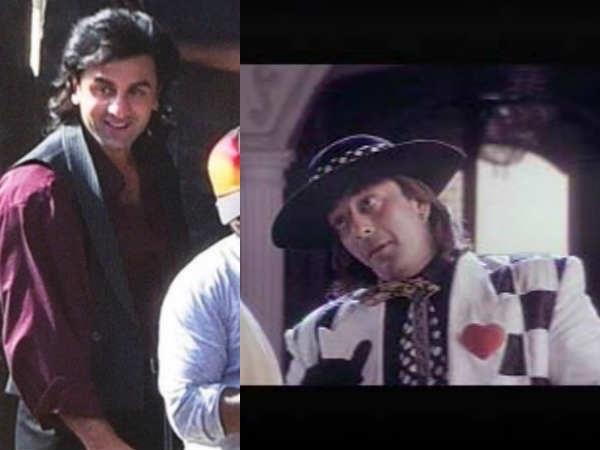 NAYAK NAHIN KHALNAYAK! Ranbir Kapoor ToShake A LegTo This Iconic Song In  Sanjay Dutt Biopic