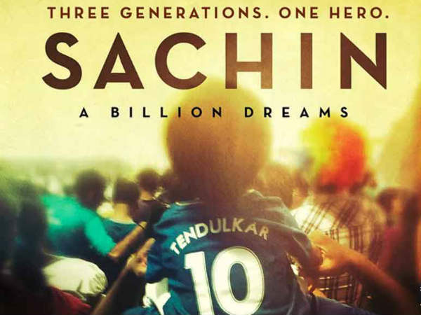Tendulkar's film mints Rs 8.40 cr on opening day in India
