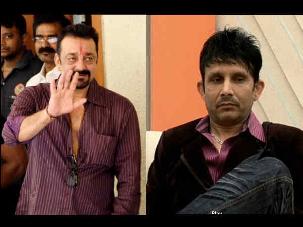 TIT FOR TAT! Sanjay Dutt LASHES Out At KRK, Says Media Should BAN Him