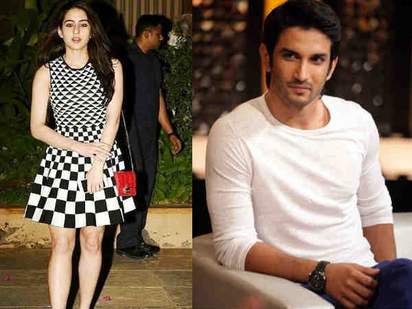 CONFIRMED! Sara Ali Khan To Make Her Bollywood Debut Opposite Sushant Singh Rajput In This Film