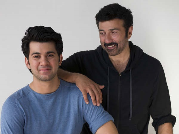 STAR IN MAKING! Karan Deol Begins Shooting For His Bollywood Debut, Papa Sunny Is Directing The Film