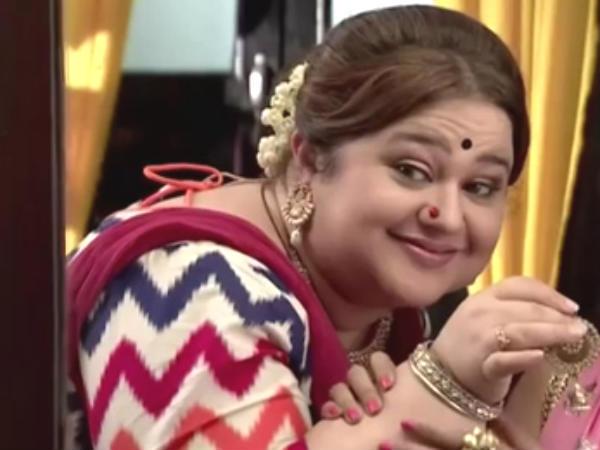Kumkum Bhagya Actress Supriya Shukla on The Kapil Sharma