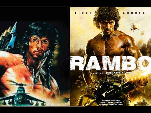 RELAX GUYS! Sylvester Stallone Isn't UPSET With Tiger Shroff's Rambo; Wishes Him 'Good Luck' Instead