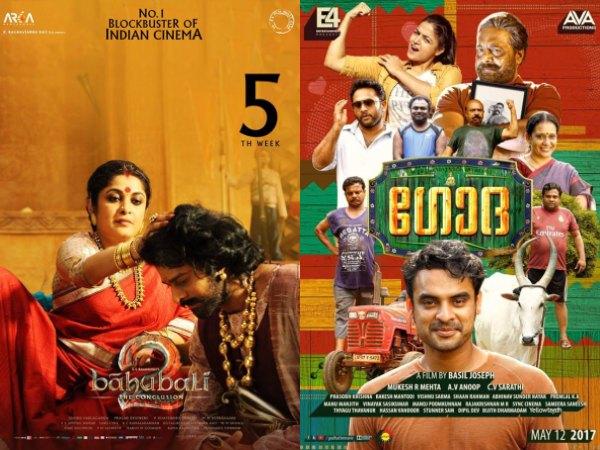 Box Office Chart (May 22 – May 28): Godha Is Racing Ahead