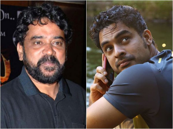 Santhosh Sivan Joins Tovino Thomas's Tamil Debut Movie!