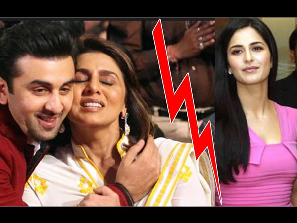 This Will HURT Katrina Kaif! How Ranbir Kapoor Reacted When Neetu Talked About His Arranged Marriage