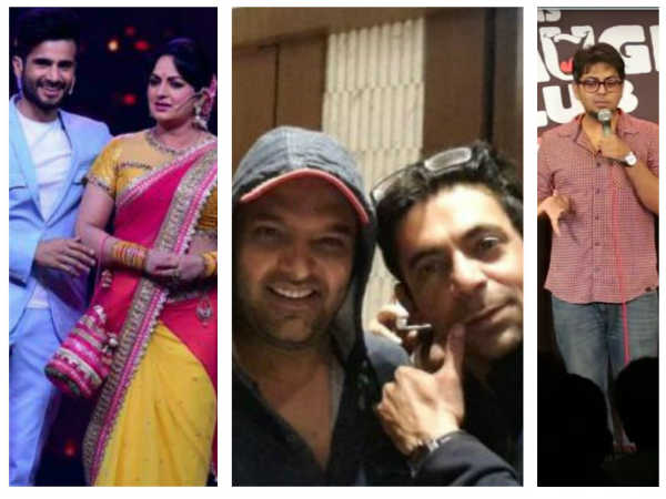 Upasana Singh Still Feels Kapil & Sunil Will Patch Up; Abijit Ganguly Hits Back At His Haters!