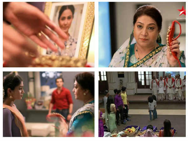 Yeh Rishta Kya Kehlata Hai SPOILER: Naira Wants To Fulfil Akshara's Dream; But Dadi Stops Her!