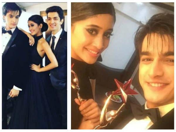 Star Parivaar Awards: Mohsin Khan-Shivangi Joshi Thank Kaira Fans & Yeh Rishta Kya Kehlata Hai Team!