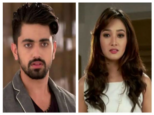 Is Zain Imam Dating Naamkaran Co-star Nalini Negi? Here's