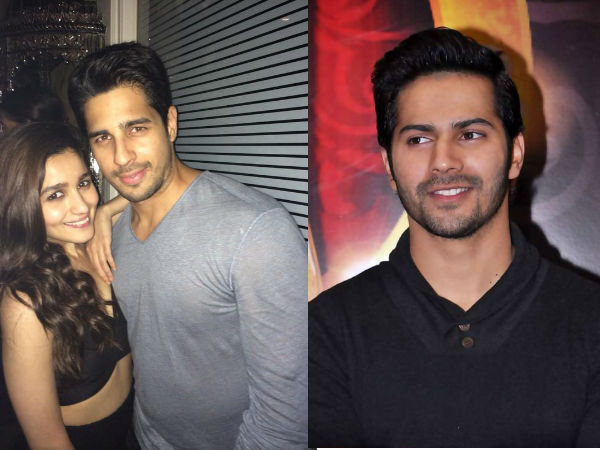 His Rumoured Tiff With Sidharth Malhotra