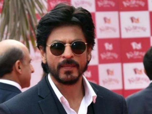 SRK Was Not On The Sets