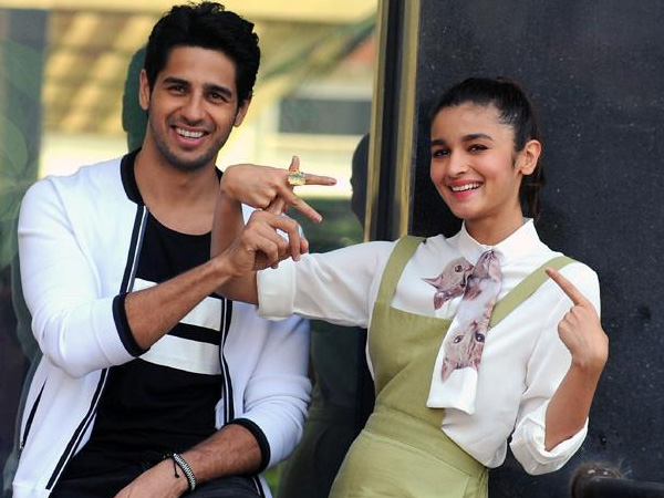 Alia On Her Mommy's Comment On Sidharth Malhotra
