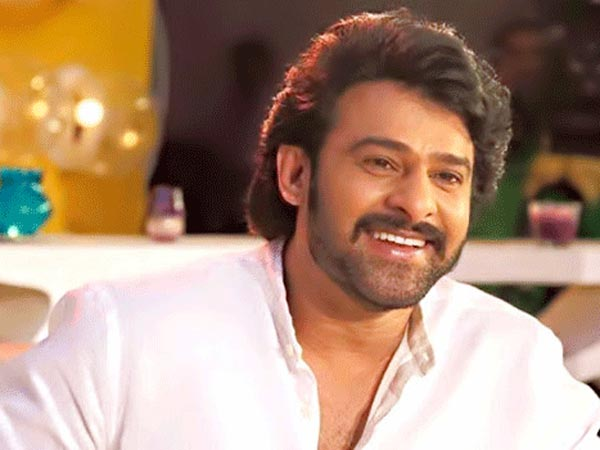Prabhas Bollywood Debut Is In Tremendous Buzz