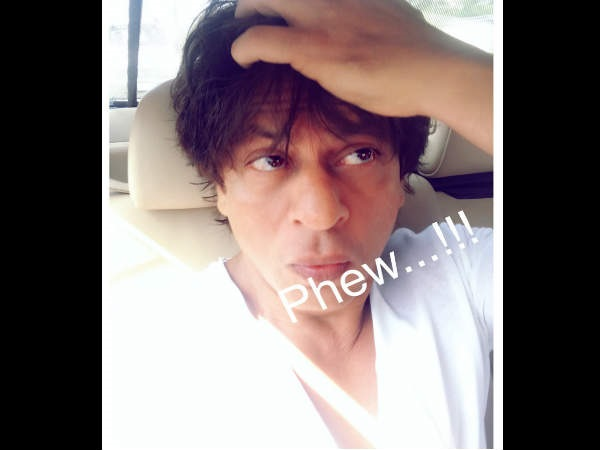Shah Rukh Khan's interesting reply over his death news