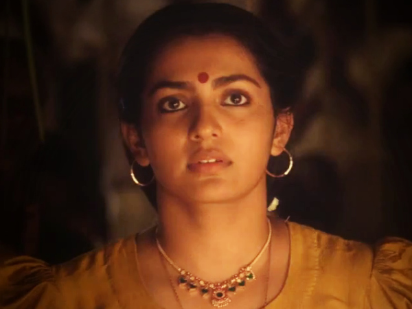 Parvathy As Thamara