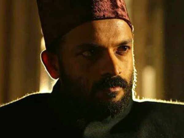 Jayasurya As Paniyan
