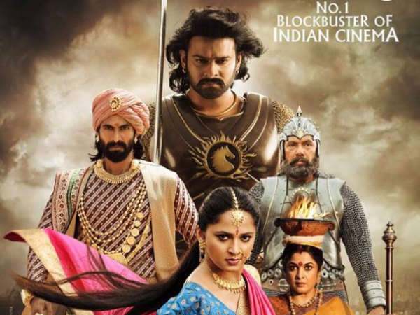 Prabhas First Film After Baahubali