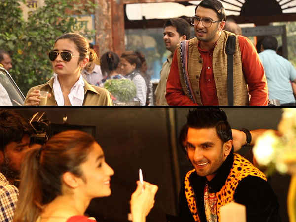 Recently, Alia Called Ranveer 'Crazy'