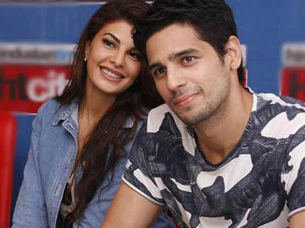 Sidharth Malhotra, Jacqueline Fernandez in Raj and DK's A Gentleman