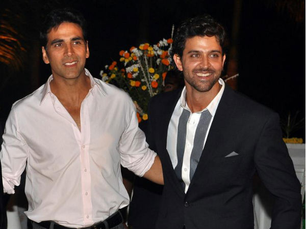 Hrithik Roshan Beats Akshay Kumar To Bag The Role