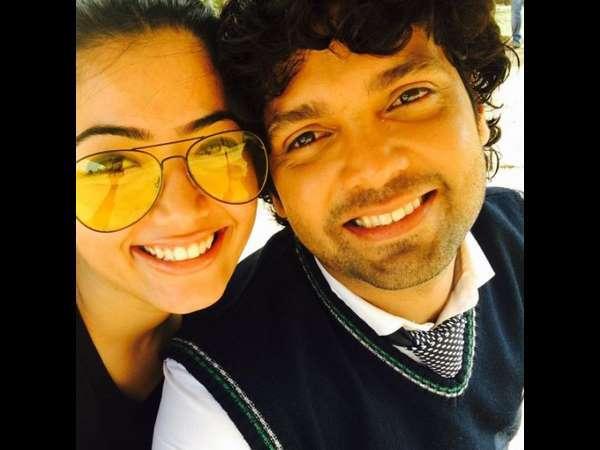 Rashmika mandanna & rakshit shetty getting married