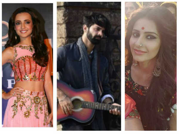 BUZZ! Sanaya To Play A Parallel Lead!