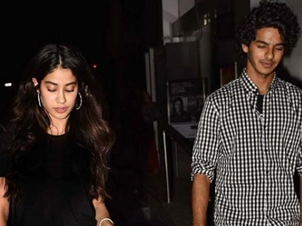 Jhanvi dating ishaan
