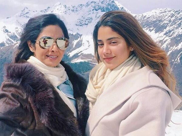 Sridevi Wanted Jhanvi To Make Her Debut With A Big Star