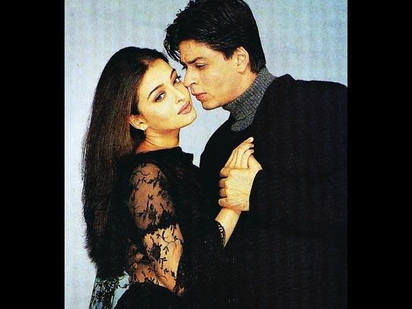 When Aishwarya Was Asked About SRK's Decision Of Not Working With Her