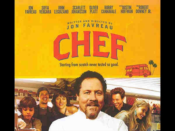 An Official Adaptation Of The American Film 'Chef'