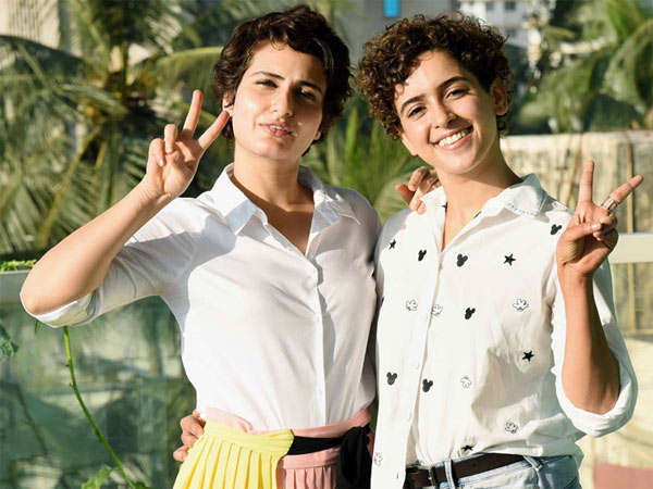 On Her Rumoured Tiff With Her Dangal Co-star Sanya Malhotra