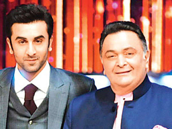 Senior Kapoor Shares Different Relationship With Jr. Kapoor