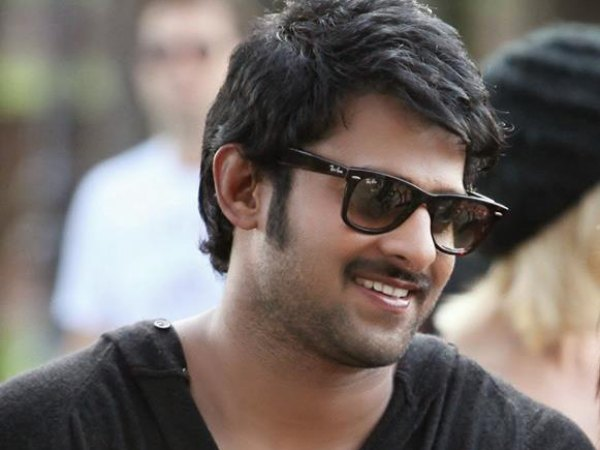 Prabhas new look talk! You can't keep your eyes off him