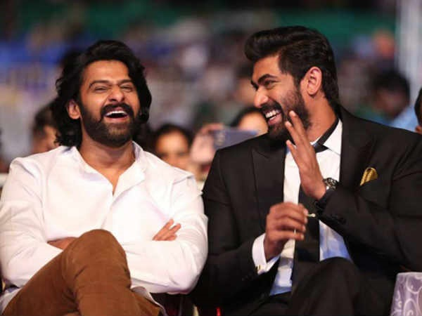 The Fans Requested Rana To Make Prabhas Join Twitter