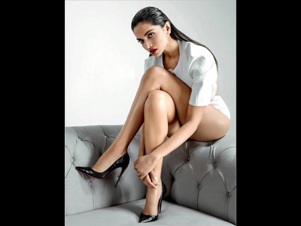 Deepika posts another sizzling pic from Maxim photoshoot