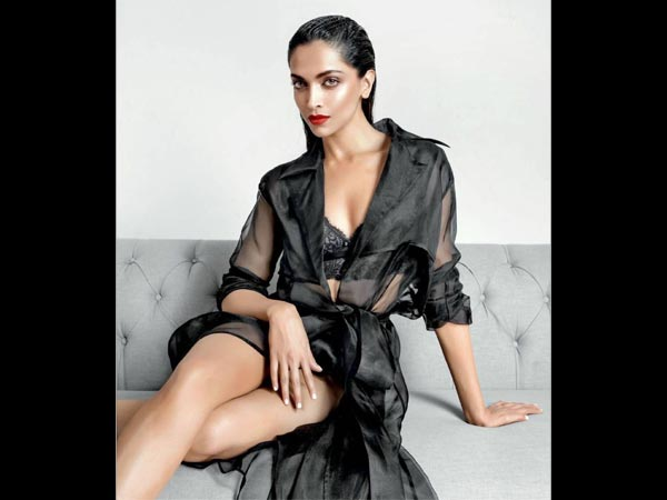 Deepika's Boldest Photoshoot Ever