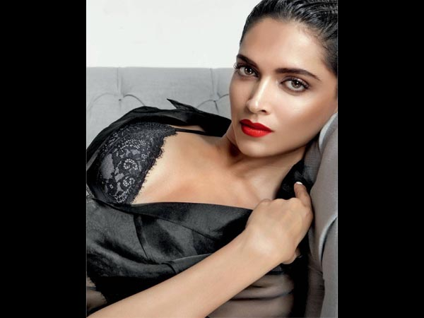 Deepika Was Chilled About The Photoshoot