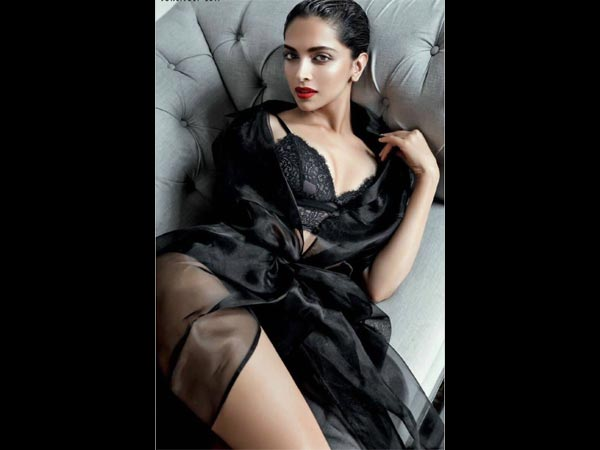 Shaleena Nathani On Styling Deepika For Maxim