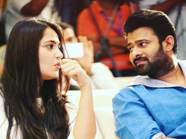 Anushka Shetty Will Join Prabhas