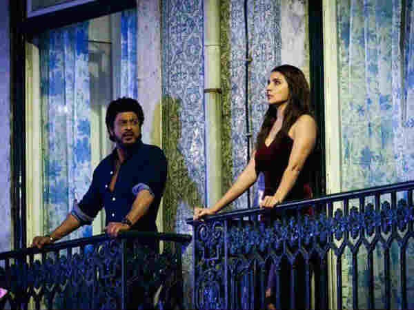 SRK-Anushka's Third Collaboration