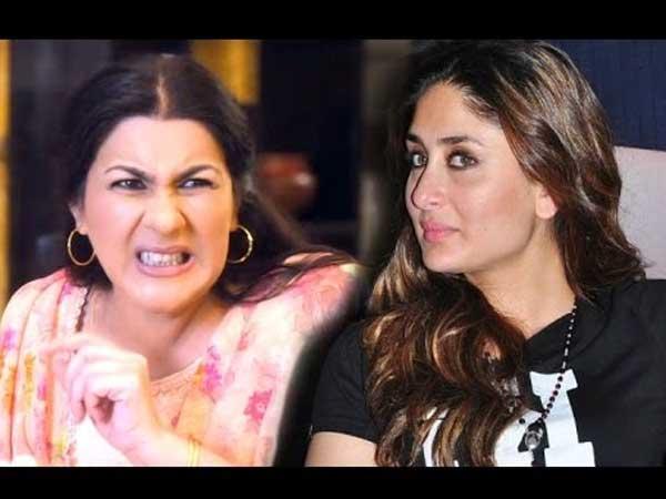 SHOCKER! Amrita Singh Angry With Kareena Kapoor For Letting Sara Ali Khan Date Harshvardhan Kapoor?