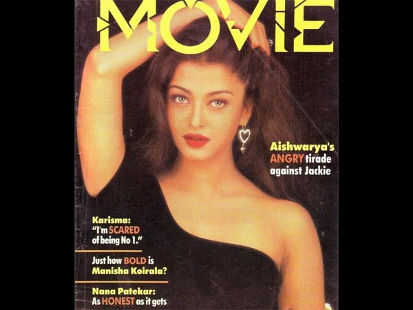 HOLD YOUR HEART! Aishwarya Rai Bachchan Looks Like A Dream On This Magazine Cover (VINTAGE PICS)